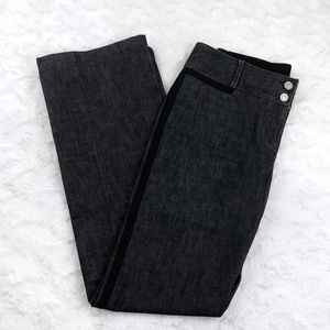 Dolce & Gabbana Wide Leg Trouser Jeans